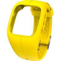 Pulseira Para Monitor Cardíaco Polar A300, Amarela