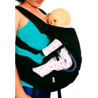 Canguru Assento Baby Holder Preto