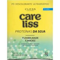 Pó Descolorante Care Liss Proteínas De Soja 8G