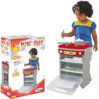 Fogão Infantil - Mini Chef - Xalingo - Unissex-Incolor