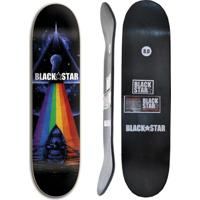 Shape De Skate Black Star Zepplin 8.0 - Unissex