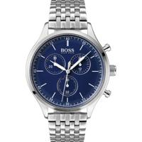 8118549686e Relógio Hugo Boss Masculino Aço - 1513653