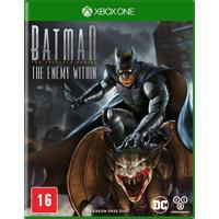 Jogo Batman: The Enemy Within Para Xbox One (Xone) - Telltale Games