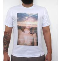 Lovely Sky - Camiseta Clássica Masculina