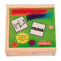 Memória Alfabetização - Carimbrás - Jogo Educativo