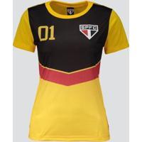 Camisa São Paulo I Feminina - Feminino