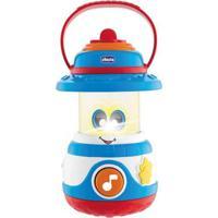 Brinquedo De Atividades - Elliot - A Lamparina Alegre - Com Luzes E Sons - Chicco
