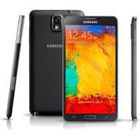 "Smartphone Samsung Galaxy Note 3 Preto N9005 - 32Gb - Wi-Fi - 4G Lte - 5.7"" - Câmera 13Mp - Android 4.3"