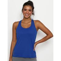 Regata Nadador Lisa- Azul Escuro- Physical Fitnessphysical Fitness