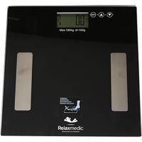 Balança Digital Personal Fitness Relaxmedic - Unissex