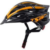 8028bb6af Netshoes  Capacete Ciclismo Tsw Tune - Unissex