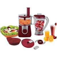 Multiprocessador De Alimentos Philco All In One 2 Velocidades 220 Volts