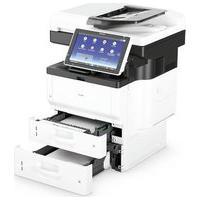 Impressora Multifuncional Ricoh Im 430F, Laser Monocromatica, Lan Sem Fio, Usb, Visor 10.1, 127V, Branco - Im430F