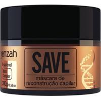 Yenzah Save - Máscara 300G - Unissex-Incolor