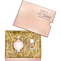 Kit Olympéa Eau De Parfum Paco Rabanne - Perfume Feminino 50Ml + Esmalte Kit - Unissex-Incolor