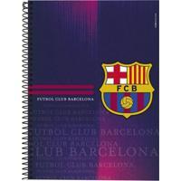 Caderno Foroni Barcelona 12 Matérias