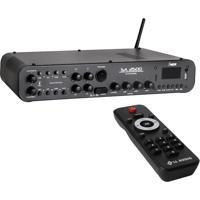 Amplificador P/ Sonorização Nca Sa 2500 Ll Áudio Compacto 180W