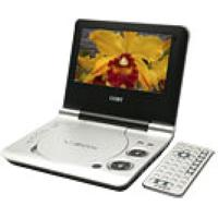 Dvd Player Portátil Com Lcd 7.0´´