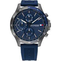 Relógio Tommy Hilfiger Masculino Borracha Azul - 1791721