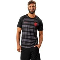 Camisa Flamengo Honda Braziline Masculina - Masculino