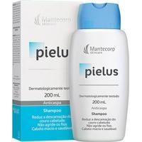 Pielus Mantecorp Shampoo Anticaspa Com 200Ml