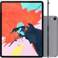 Tablet Apple Ipad Pro 12.9'' Wi-Fi 64Gb Mthj2Lz/A Cinza Espacial