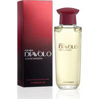 Perfume Masculino Diavolo Men Antonio Banderas Eau De Toilette 100Ml - Masculino