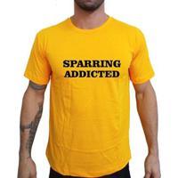 Camiseta Mma Shop Viciados Em Sparring - Masculino