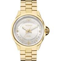 05ec506d526 ... Relógio Feminino Technos Crystal 2039Bm 4K Pulseira Aço Dourada -  Feminino-Dourado