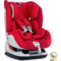 Cadeirinha Para Carro C/ Sistema Isofix Seat Up 012 Red (0M+) - Chicco Ch9017 Cadeira Auto Seat Up 012 Red