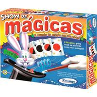 Show De Mágicas - Xalingo - Kanui