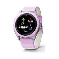 Relógio Smartwatch V18 Feminino - Rosa