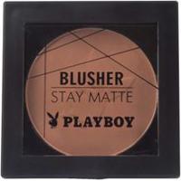Blush Playboy Stay Matte