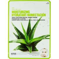 Máscara Facial Hidratante E Calmante Kiss New York Aloe Vera 10G