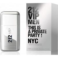 Perfume Masculino 212 Vip Men Carolina Herrera Eau De Toilette 50Ml - Masculino