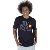 Camiseta Nike Pocket Jdi - Masculina - Preto