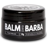 Balm Hidratante Para Barba Fresh Woods Barba Brava 55G