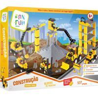 Blocos De Montar - Construção - Grandes Obras - Fanfun