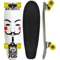Skate Montado Cruiser Penny Progress - Pgs - Anonimus - Unissex