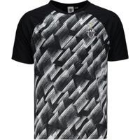 27bf708860 Netshoes  Camisa Atlético Mineiro Upper Masculina - Masculino