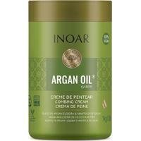 Creme De Pentear Argan Oil- 1Kg- Inoarinoar
