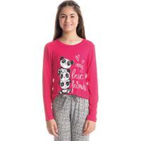 Pijama Panda Friends Infantil