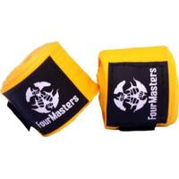 Bandagem Elastica Artes Marciais Boxe Muay-Thai Four Masters - Unissex