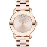 Relógio Movado Feminino Aço Rosé - 3600639