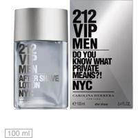 Loção Pós-Barba Carolina Herrera 212 Vip Men 100Ml