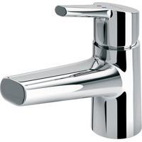 Misturador Monocomando Para Banheiro Mesa Nexus Cromado - Docol - Docol