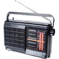 Rádio Ac-1000Mw Rms Bluetooth Motobras Bivolt Rm-Psmpbt21