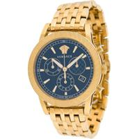 Versace Relógio Sport Tech 40Mm - Dourado