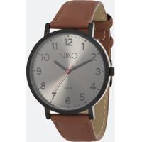 Relógio Masculino Viko 53770Gpmgph3 Analógico 5Atm