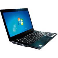 "Notebook Cce Win D35Be - Intel Core I3-330M - Ram 3Gb - Hd 500Gb - Led 14"" - Windows 7 Home Basic"